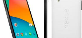 «Гуглофон» LG Nexus 5