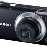 Компактный фотоаппарат Canon PowerShot A3300 IS