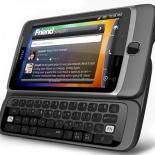 QWERTY-смартфон HTC Desire Z