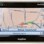GPS-Навигатор Mapitan RoadVector XL