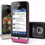 Функциональный тачфон Nokia Asha 311