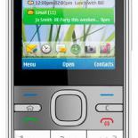 Классический смартфон Nokia C5-00