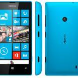 Недорогой Виндоус'фон Nokia Lumia 520