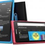 MeeGo-смартфон Nokia N9-00
