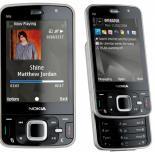 """""""Очень умный телефон"""" Nokia N96"""