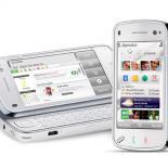 Смартфон-коммуникатор Nokia N97