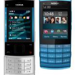 Музыкальный телефон Nokia X3