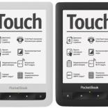 Читалка PocketBook Touch 622