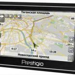 GPS-навигатор Prestigio GeoVision 4200BT