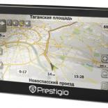 GPS-навигатор Prestigio GeoVision 5400