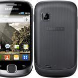 Недорогой смарт Samsung Galaxy Fit S5670