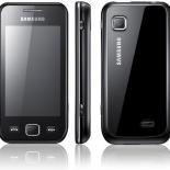Bada'фон Samsung Wave 525 (GT-S5250)