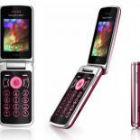 Раскладушка Sony-Ericsson T707