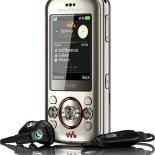 Музыкальный телефон Sony-Ericsson W395