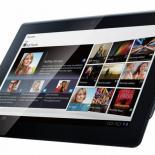 Планшетные компьютеры Sony Tablet S