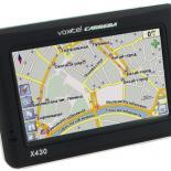 GPS-навигатор Carrera x430 от Voxtel