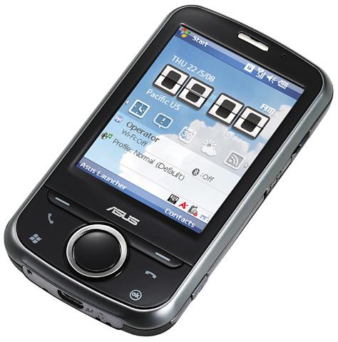 Коммуникатор-GPS-навигатор-PDA ASUS P320
