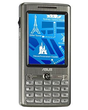 GPS-коммуникатор Asus P527