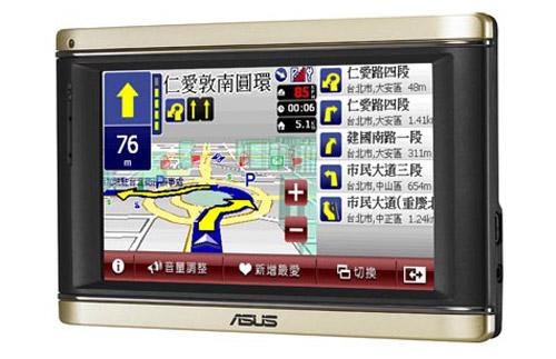 GPS-навигатор Asus R700