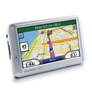 Garmin Nuvi 710 GPS