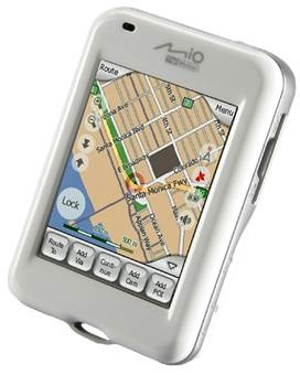 GPS-навигатор Mio H610