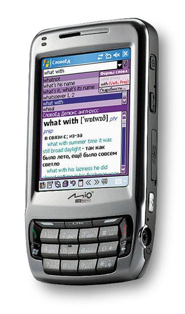 GPS-коммуникатор MIO A702