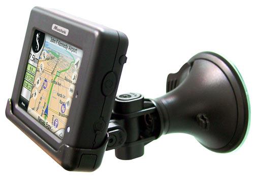 GPS-навигатор Mustek GP-220