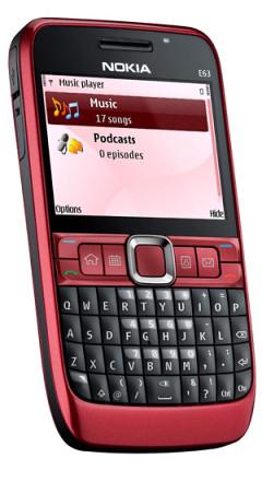 Смартфон Nokia E63