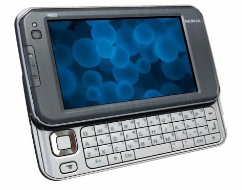 КПК Nokia N810