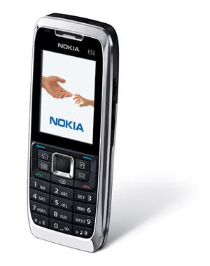 Смартфон Nokia E51