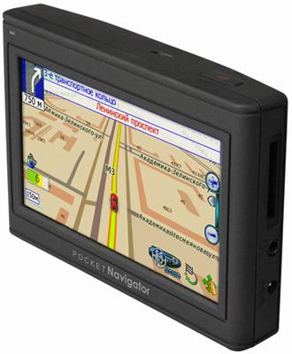 GPS-навигатор Pocket Navigator PN-4300