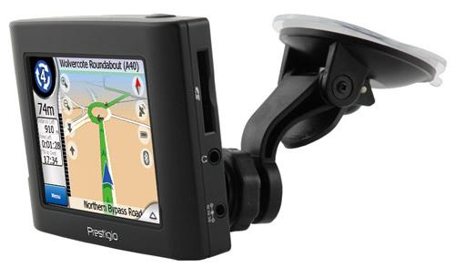 Навигатор Prestigio Geovision 350 GPS