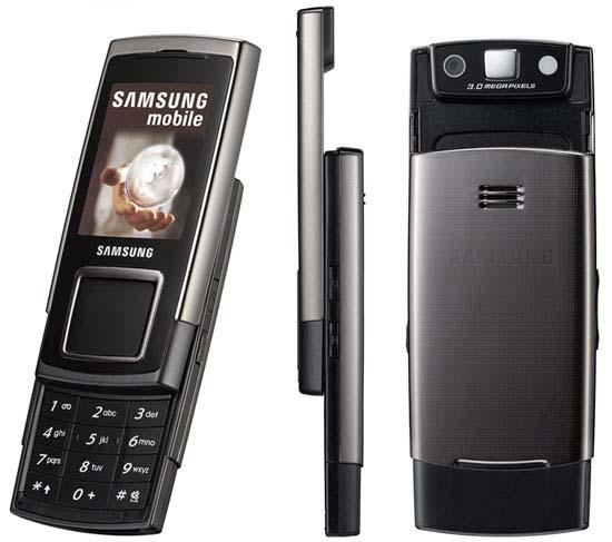 Телефон Samsung E950