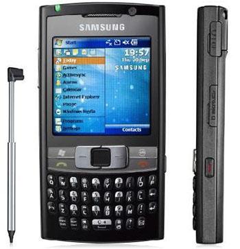 Коммуникатор Samsung i780
