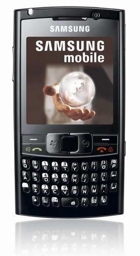 Samsung SGH-i780 - смартфон и коммуникатор