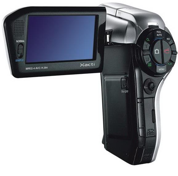 Камкодер Sanyo Xacti VPC-HD1000