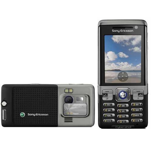 Защищенный телефон Sony-Ericsson C702i