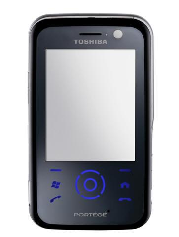 Коммуникатор-навигатор Toshiba Portege G810