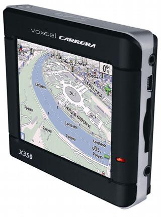 GPS Voxtel Carrera x350