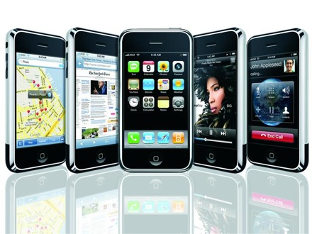Коммуникатор Apple iPhone 3G