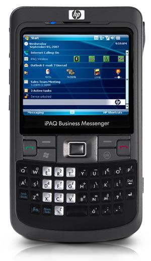 Коммуникатор HP iPAQ 914