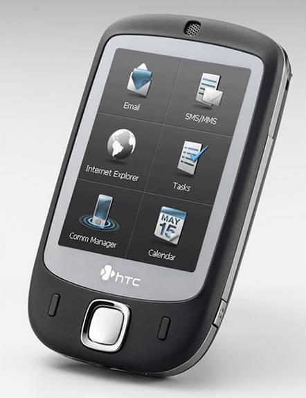 Коммуникатор HTC Touch