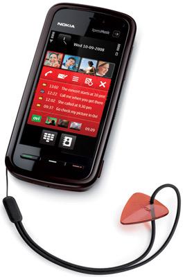 Мультимедиа коммуникатор Nokia 5800 XpressMusic