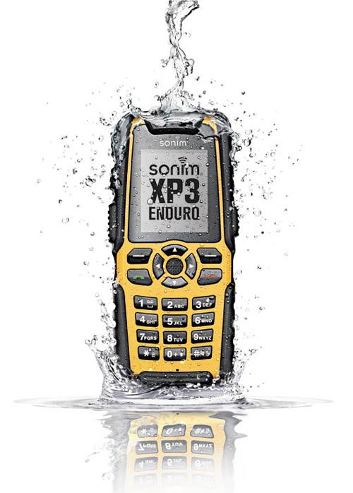 Защищенный телефон Sonim XP3