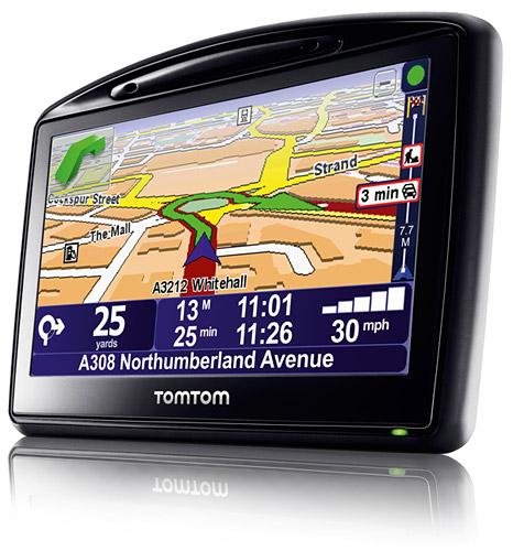 GPS-навигатор TomTom GO 930