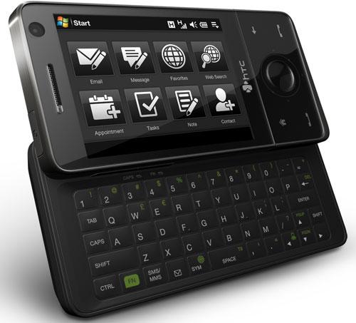 Коммуникатор HTC Touch Pro