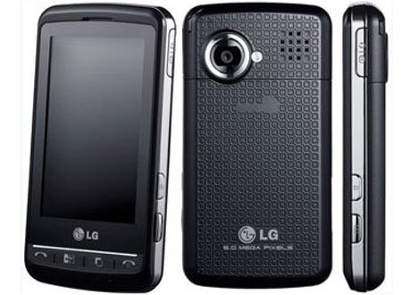 Слайдер  LG KS660