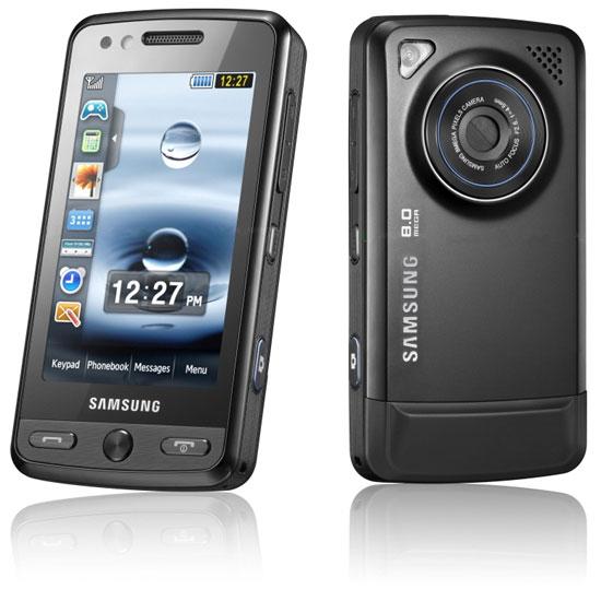 Сенсорный Samsung M8800 Pixon