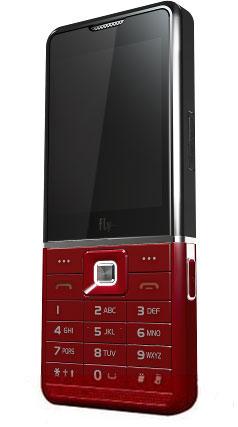 Стильный телефон Fly E120