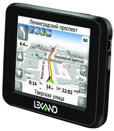 GPS-навигатор Lexand ST-360 серия Slim